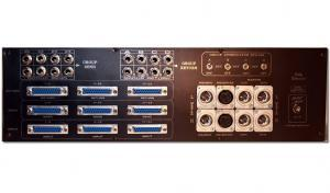 3u 64 channel mixer summing insert studio mastering