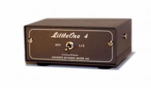 1 x stereo to 2 mono switch