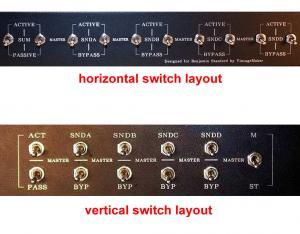 switch orientation
