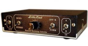 passive audio controller little knob