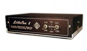 2x stereo to 4 mono switch