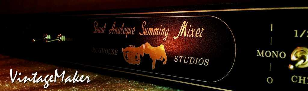 melbourne pughouse studios summing mixer
