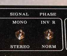Stereo to mono summing