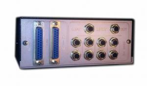 d-sub db25 TRS input TRS out balanced stereo