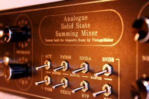 Neumann Ne2ox Passive switch 2 x master insert