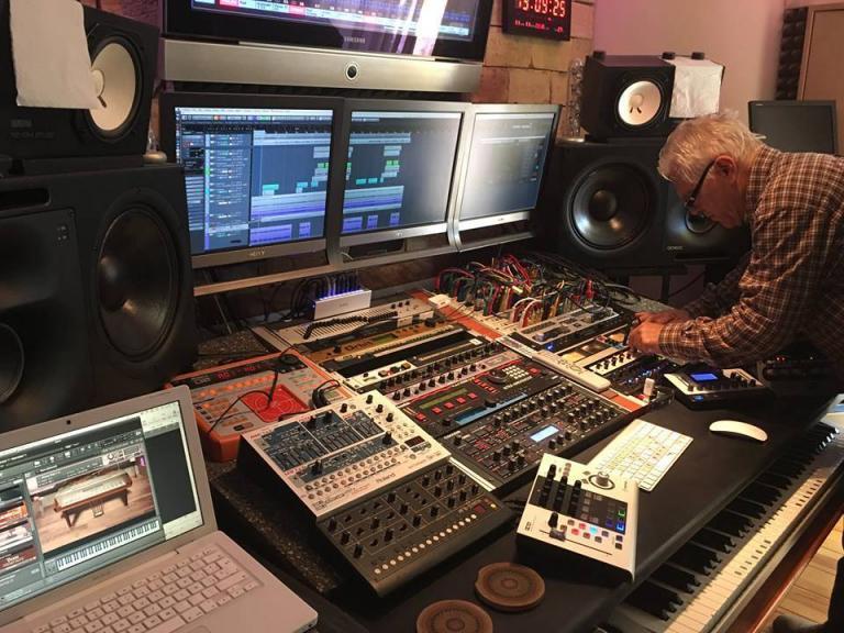 setting up summing mixer