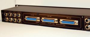 mixed type input trs db25