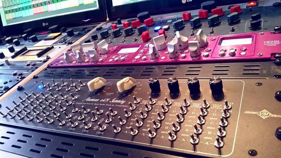 MixBus Matrix mixer