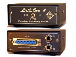 8 channel summing mixer passive