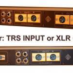 xlr out summing mixer