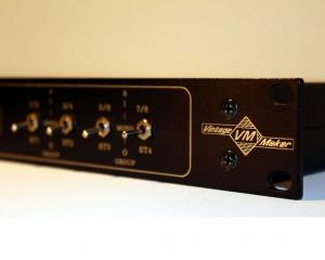 1U active passive studio mixer