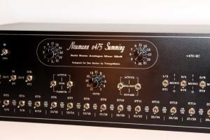 Neumann mixer analog summing