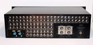 studio mixer 74 in TRS balanced