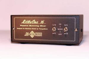 custom unique engraved passive summing box