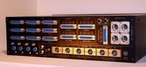 TRS XLR DSUB DB-25