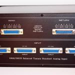 Insert send return dsub db25 tascam analog balanced