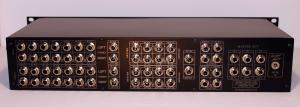 TRS 1/4 input studio mixer