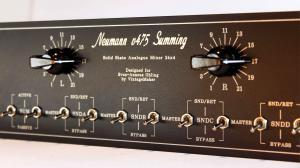 multi insert neumann summing mixer