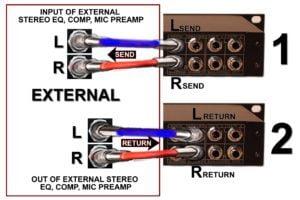 stereo eq compressor limiter mic pre