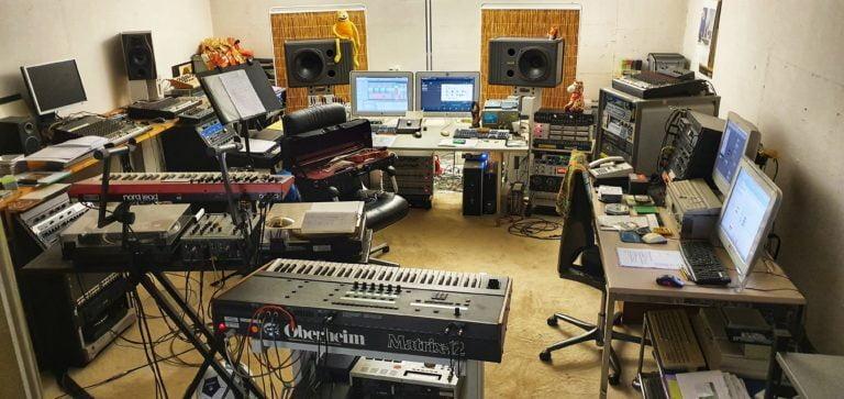 patrick studio