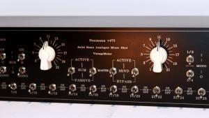 2U 32 input audio mixer