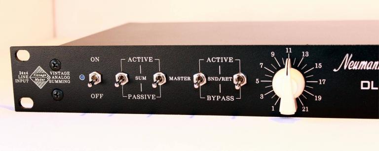 24 input mixer