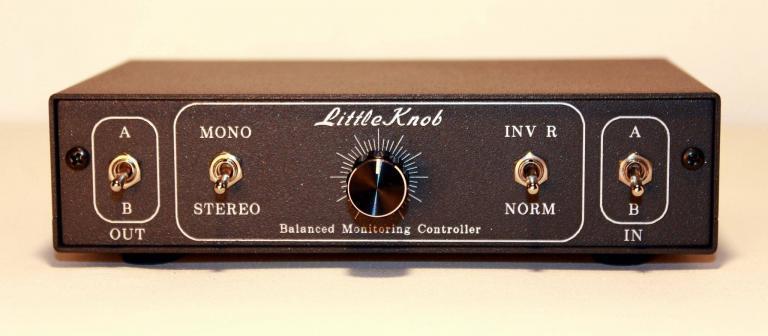 studio monitor volume controller
