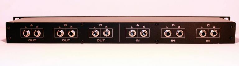 trs studio controller