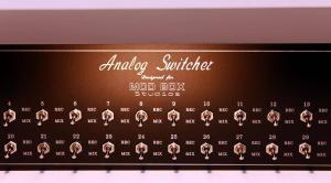 audio line switch box