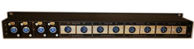 studio signal switcher router