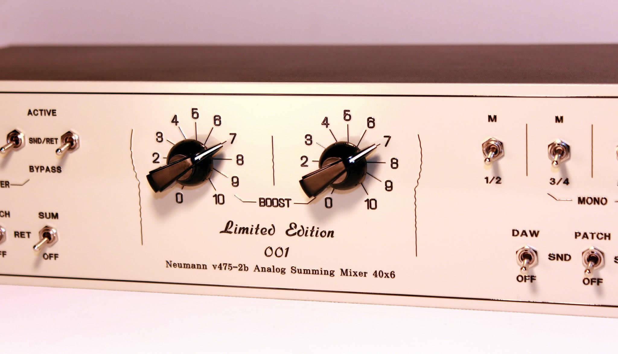 Vintage White Neumann Limited Edition