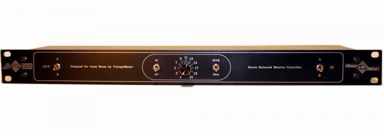 1u monitor controller 4x4